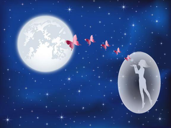 ハートを元気にする声と音の魔法倍音ボイスヒーリングin満月